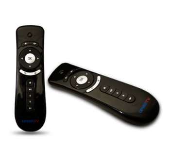CipherTV Hardware - Air Mouse and IR remote controller