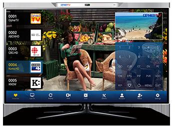 fiber-TV
